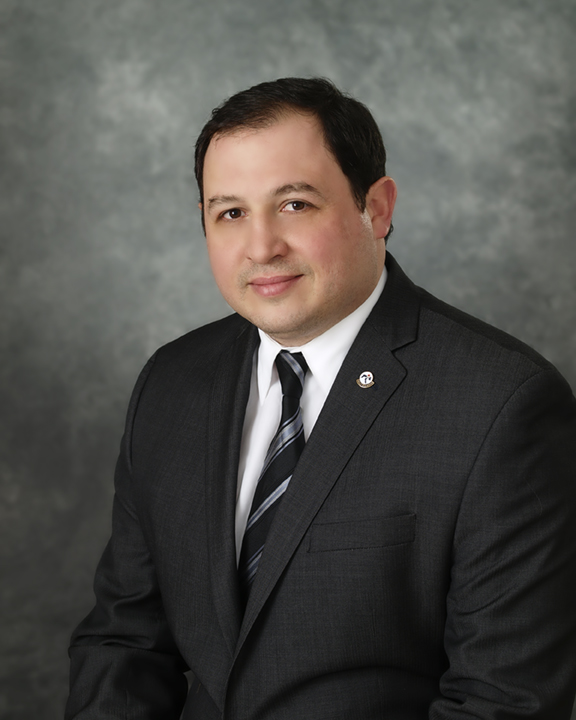 Mayor Christian Provenzano