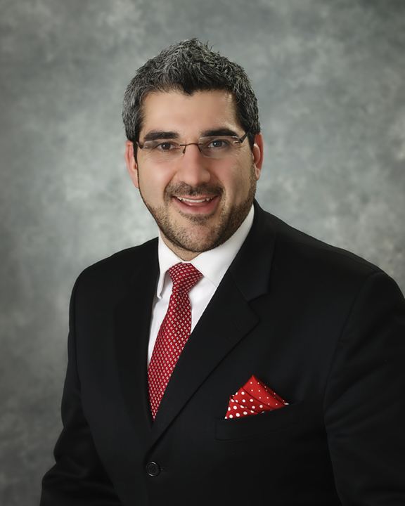 Ward 6 Councillor Ross Romano