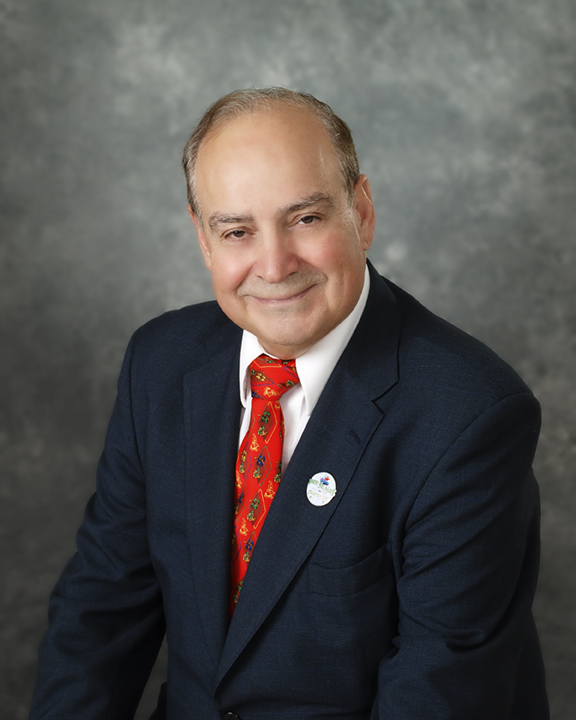Ward 4 Councillor Lou Turco