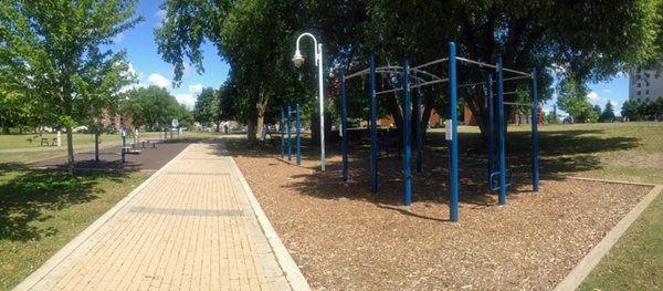 Outdoor Fitness Centre