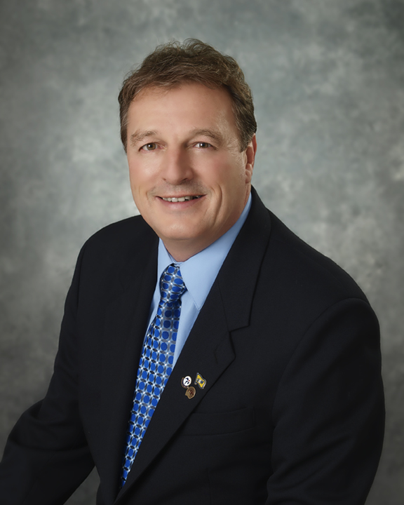 Ward 6 Councillor Joe Krmpotich